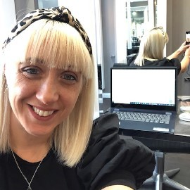 Hairdressing Educator and Mentor on Zoom