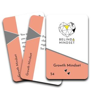 Growth mindset card previews